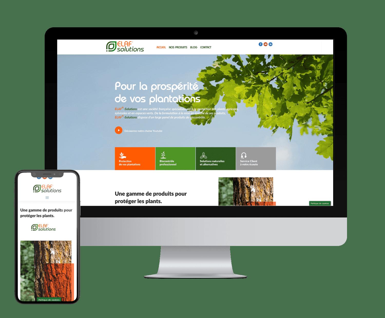 Projets Elaf Solutions - Studio ed 1