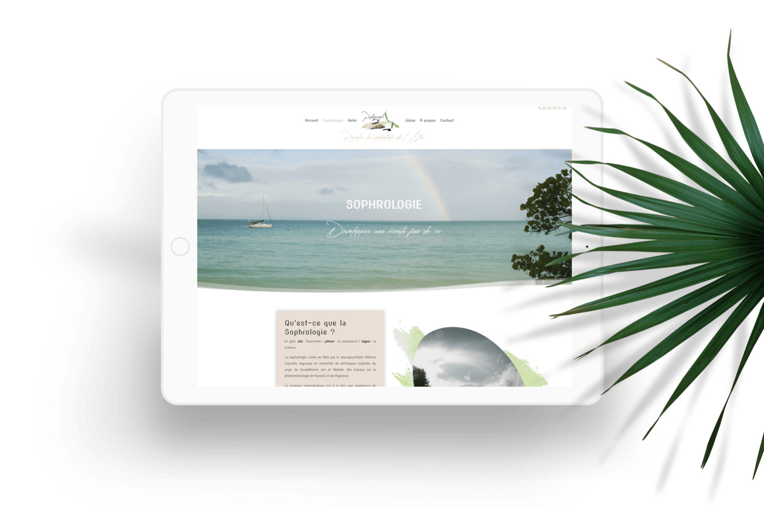 iPad Mockup_potenciels_studio Ed